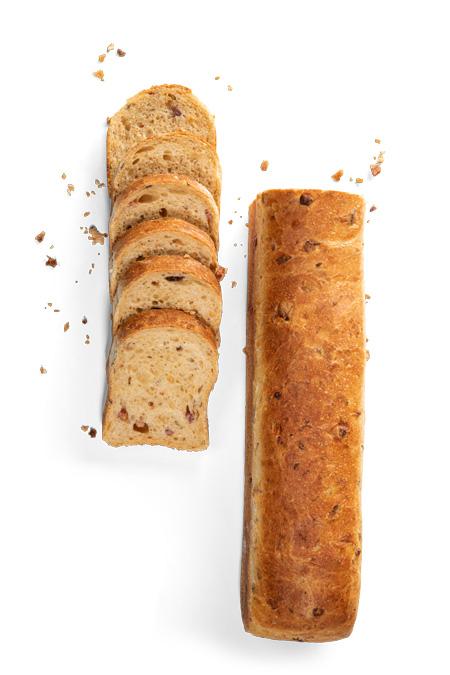 Kastenbrot Oliven - Bonnevit Feinbäckerei