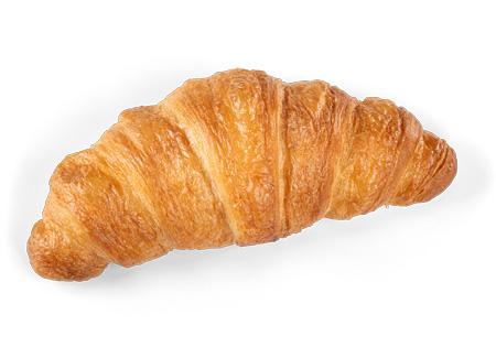 Buttercroissant gerade - Bonnevit Feinbäckerei