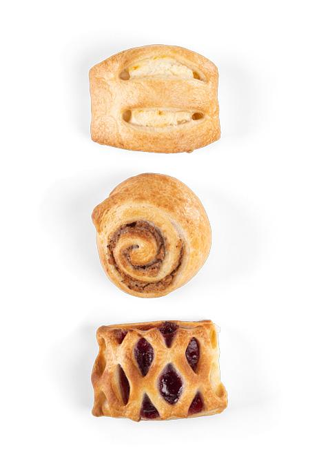 Mini Plunder gemischt 1 - Bonnevit Feinbäckerei