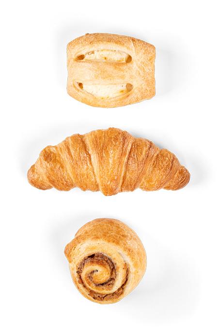Mini Plunder gemischt 3 - Bonnevit Feinbäckerei