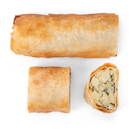 Mini Kartoffel Lauchstrudel - Bonnevit Feinbäckerei