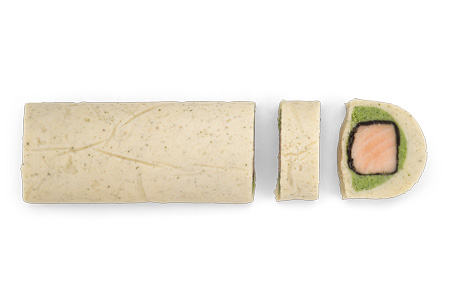 Fischterrine Spinat Lachs - Bonnevit Feinbäckerei