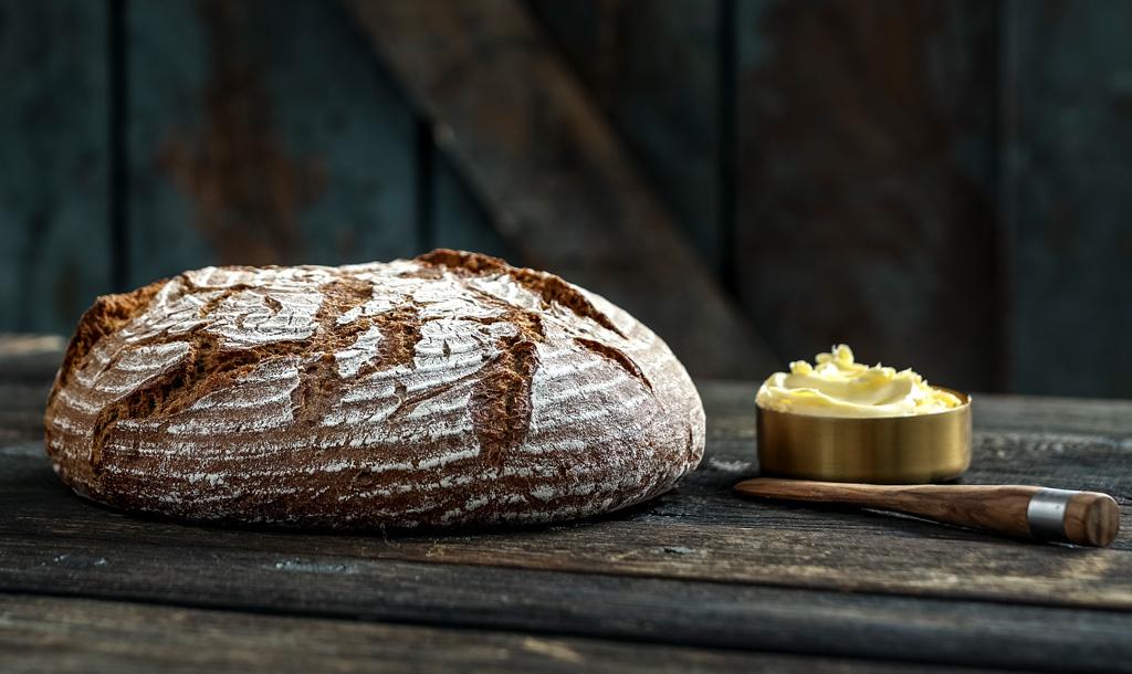 Brot rund - Bonnevit Feinbäckerei