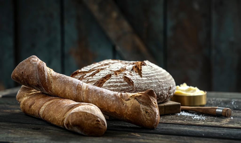 Brotkreationen Bonnevit Feinbäckerei
