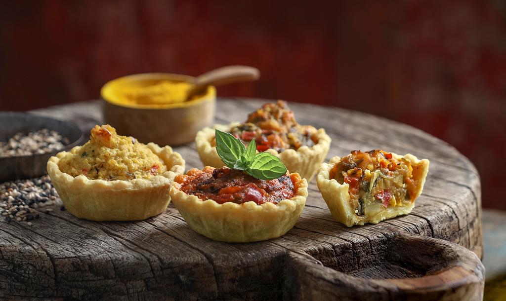 Snacks und Pikantes - Bonnevit Feinbäckerei