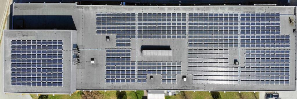 Photovoltaik - Bonnevit Feinbäckerei