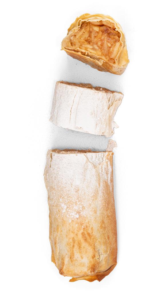 Wiener Apfelstrudel - Bonnevit Feinbäckerei